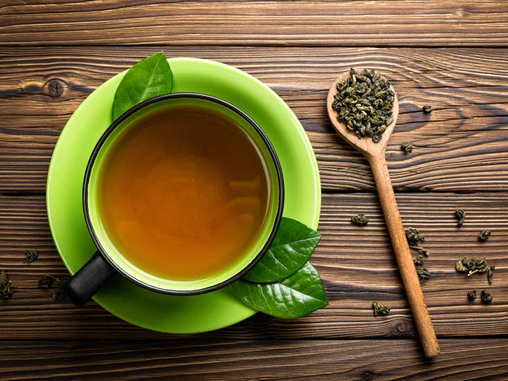 چای سبز برای مو