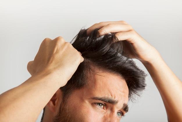 تقویت مو مردان