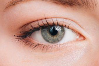 تزریق ژل به زیر چشم