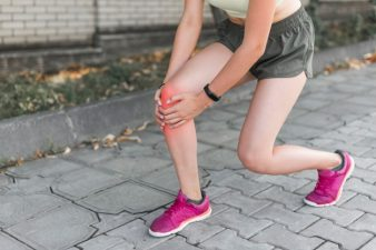 اضافه وزن و زانو درد