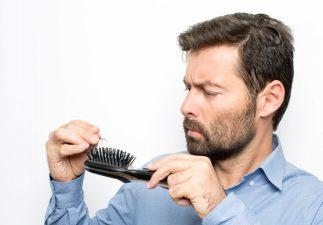 سلامت مو در مردان