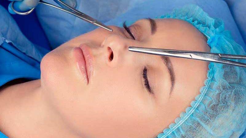 اصلاح نوک بینی
