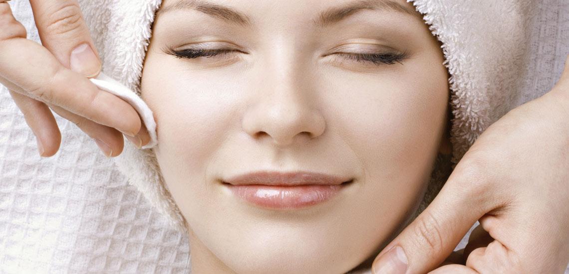 فواید پاکسازی پوست