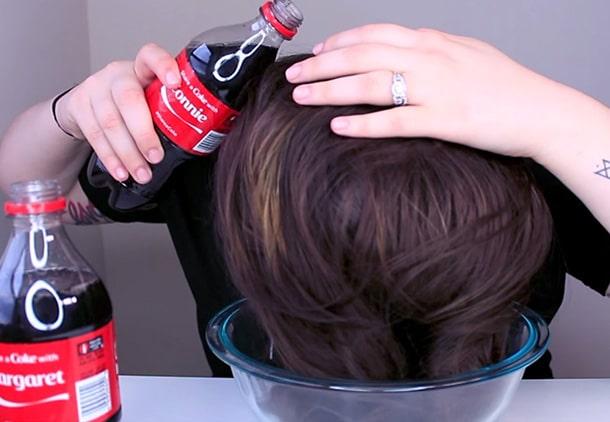 آیا نوشابه باعث ریزش مو