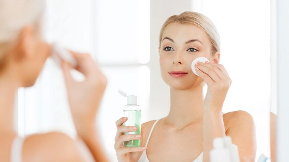 روتین روزانه مراقبت از پوست خشک