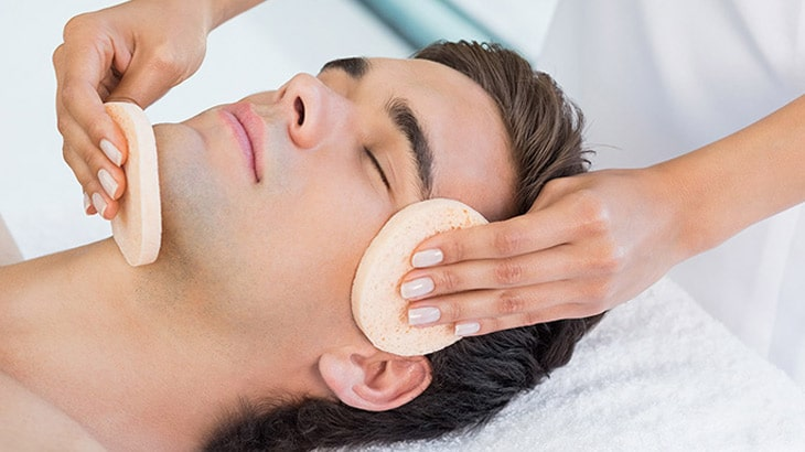 لایه بردار روشن کننده پوست