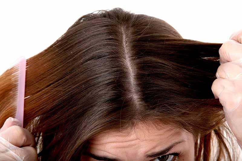 مواد شیمیایی مضر برای مو