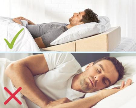 خوابیدن بعد ار کاشت مو